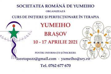 Afis curs Yumeiho Brasov