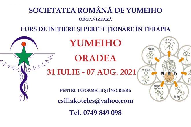 Afiș curs Oradea